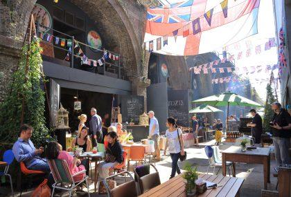 London restaurants a taste of home