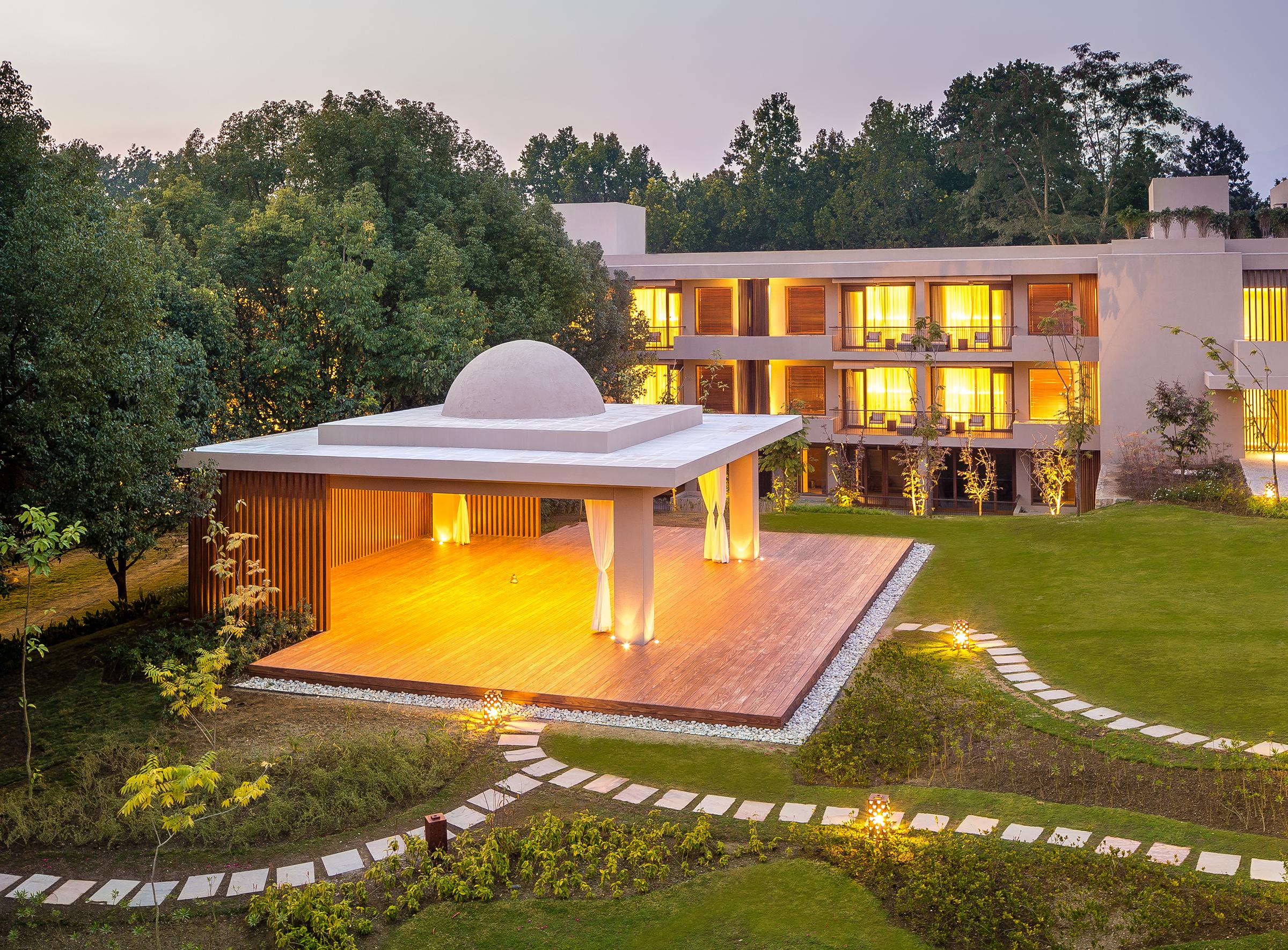 Vana Malsi Estate India