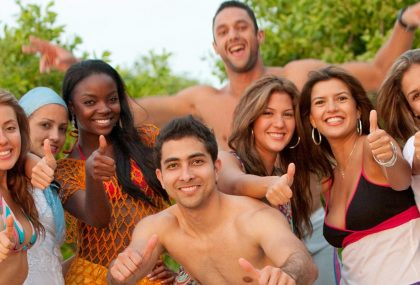 Surviving Spring Break in Cancun
