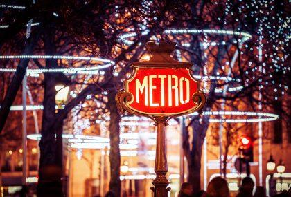 Food festivity and food en plus an indulgent winter trip to Paris
