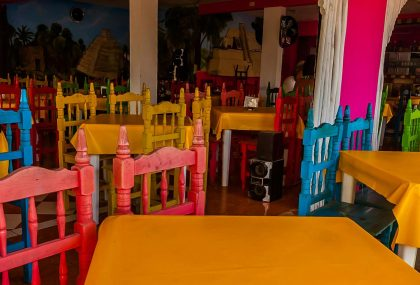 Finding local colour and culture in Cancun