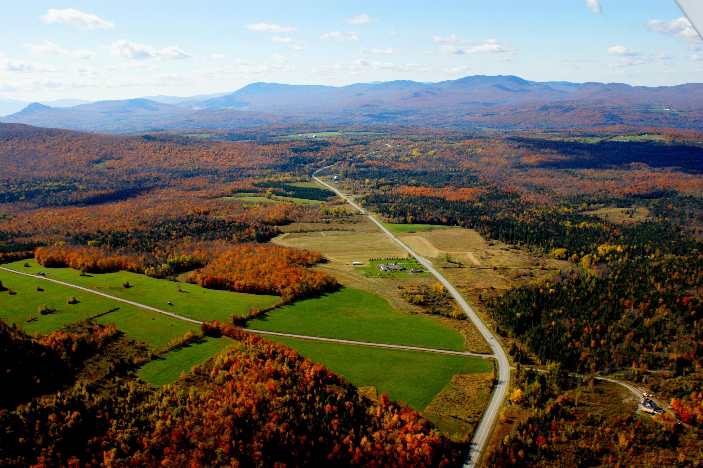 New England Trails Boston to White Mountain