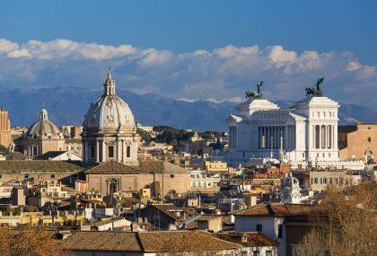 Rome for Romance