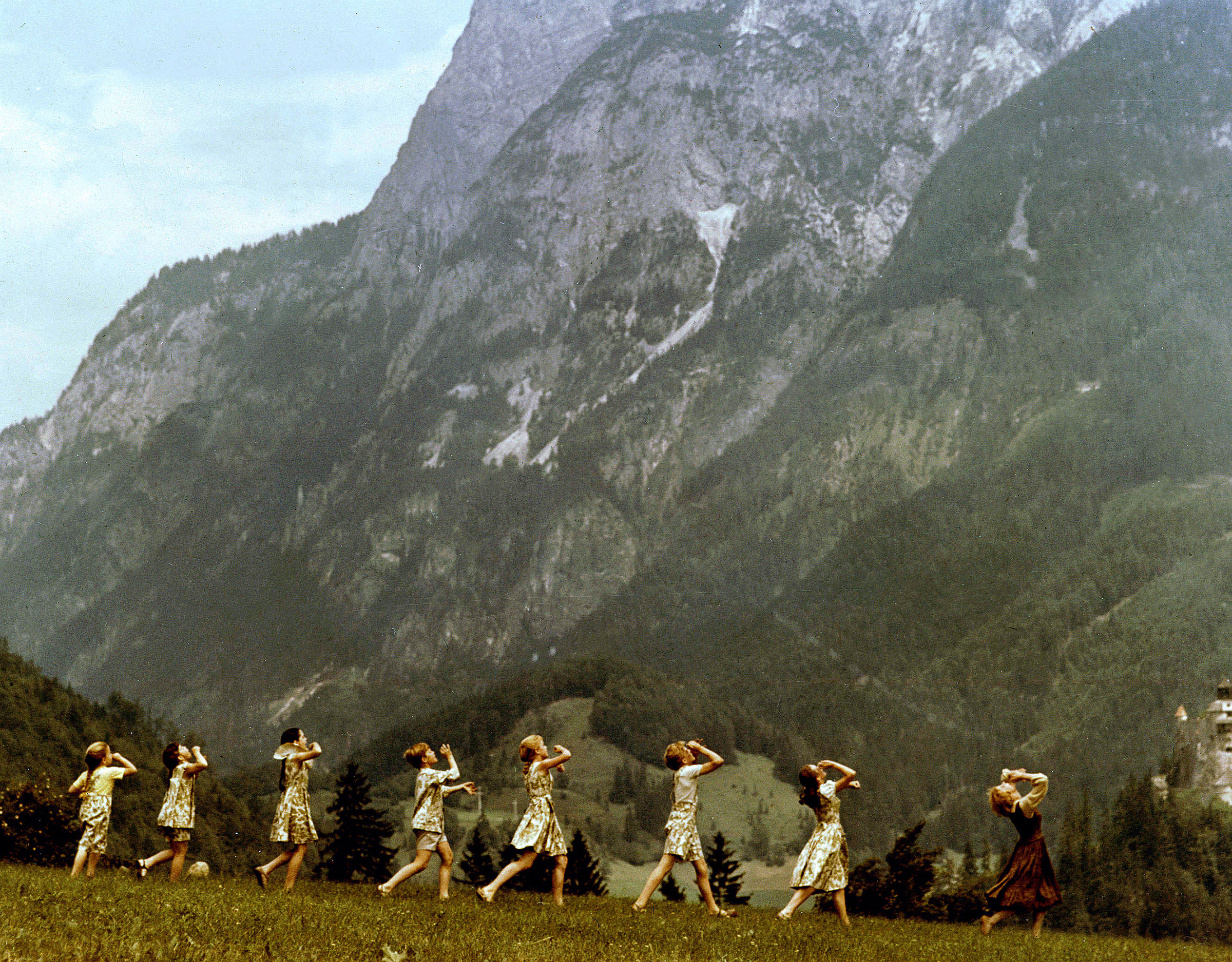 LoveThe Sound of Music Head for the hills