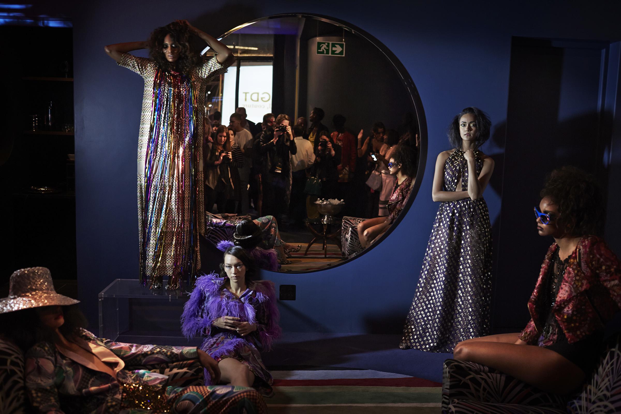 Cape Town Fashion week 2014