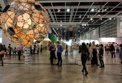 Inside Art Basel Hong Kong