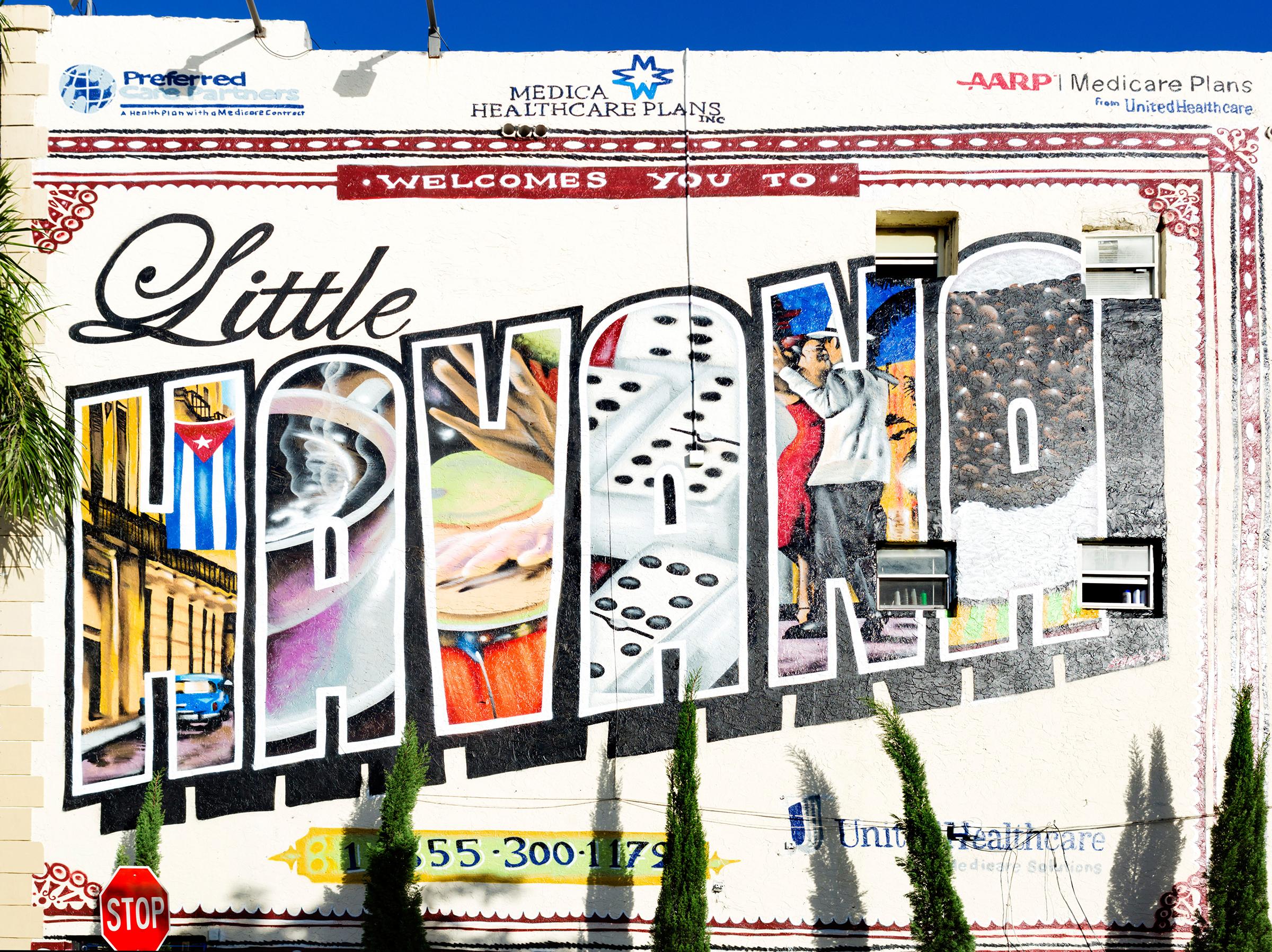 Little Havana Little Haiti and Liberty City