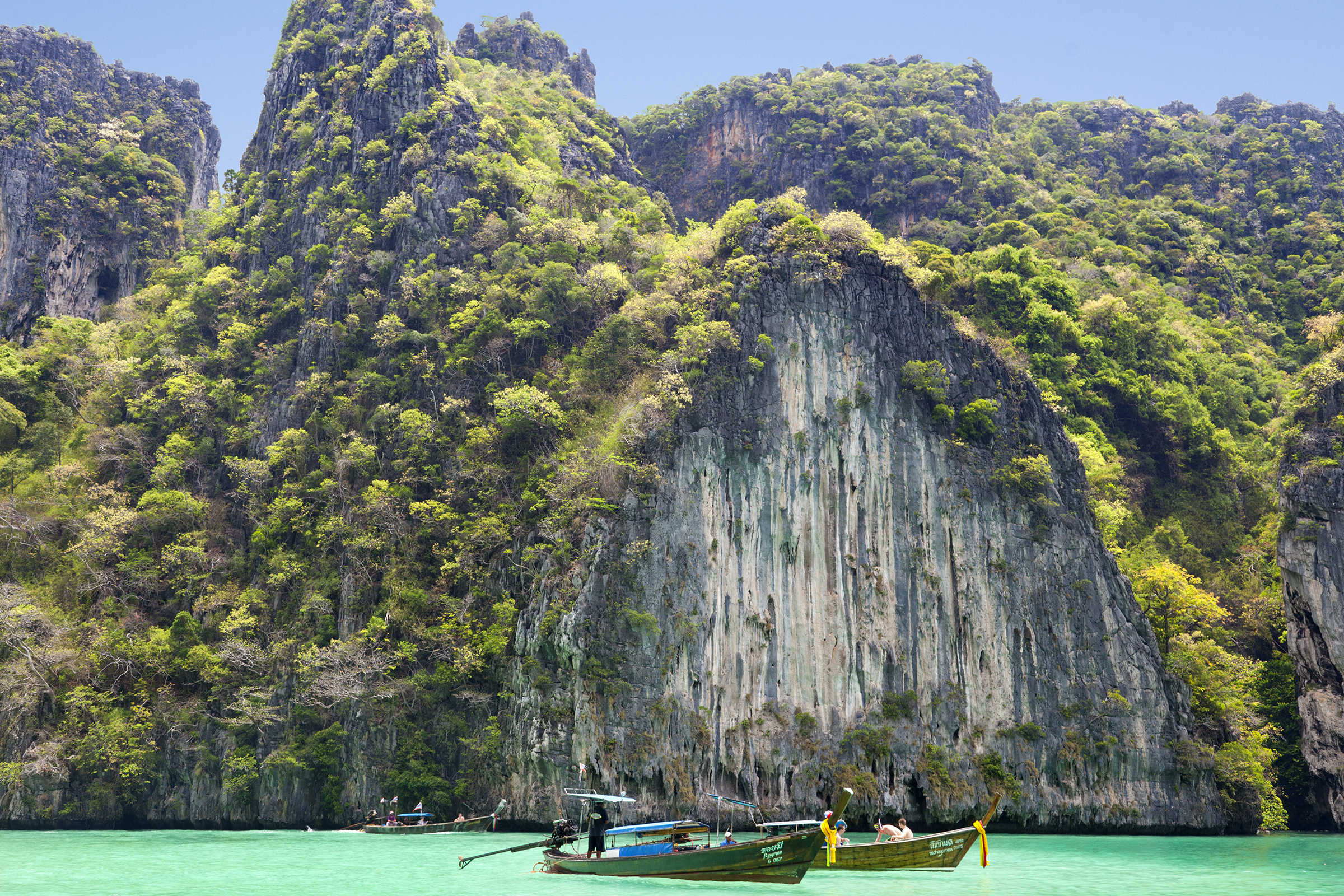 Phuket Thailand winter sun escapes
