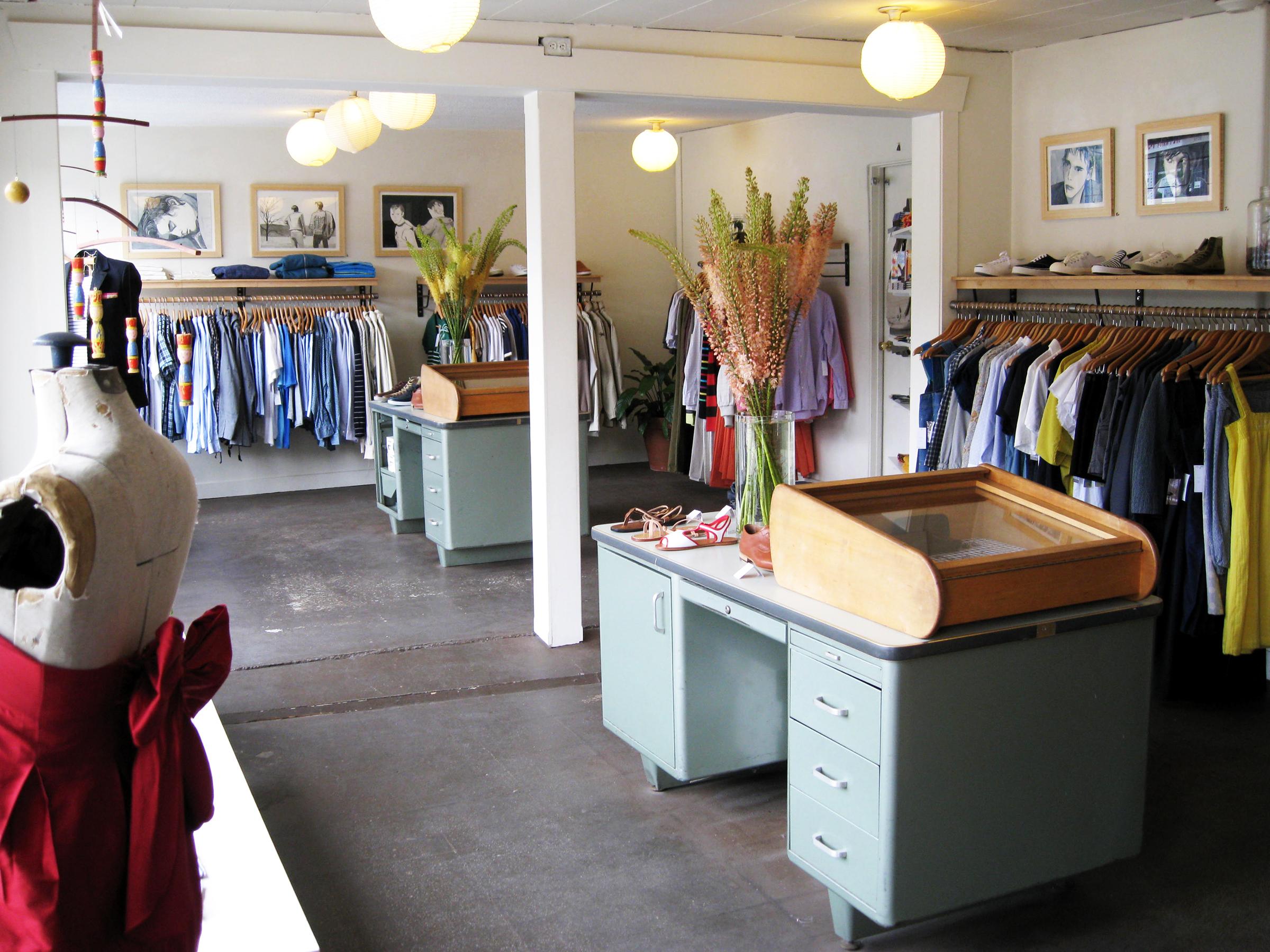Eugene Choo vintage shopping