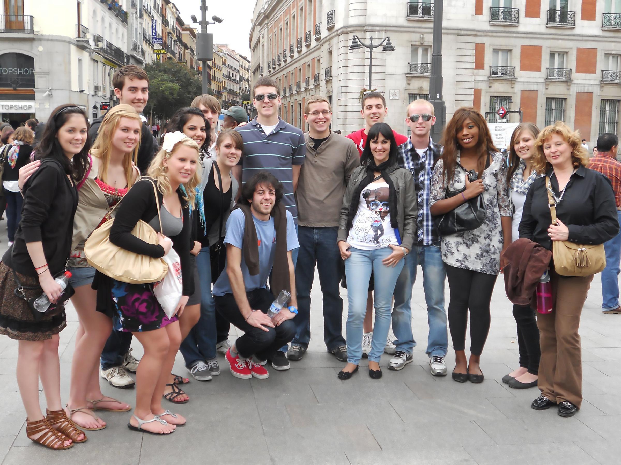 Ohio University study abroad programme 2011