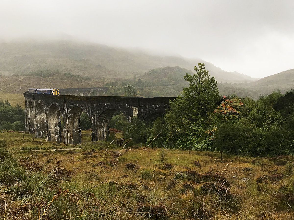 The road trip Scotland