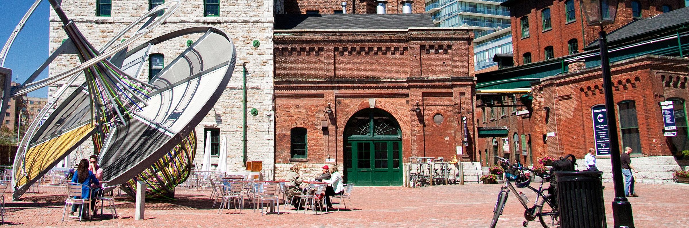 Luoghi e attrazioni in Toronto