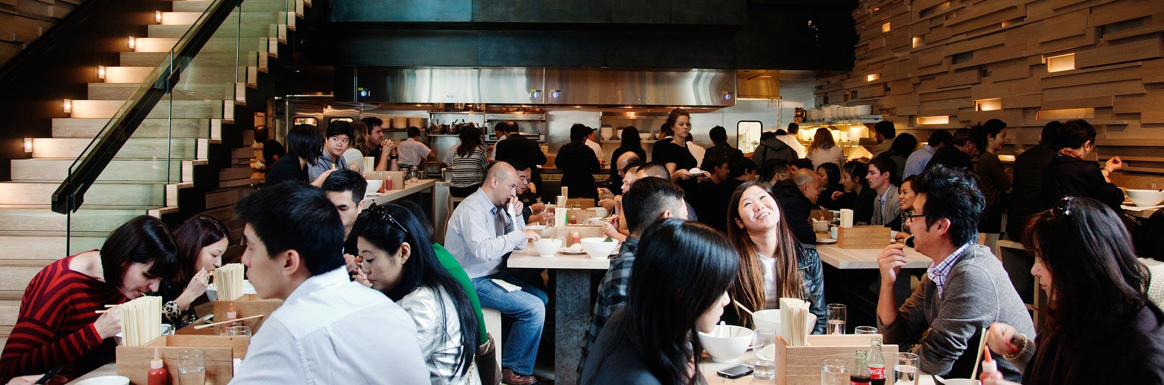 Mangiare e bere in Toronto