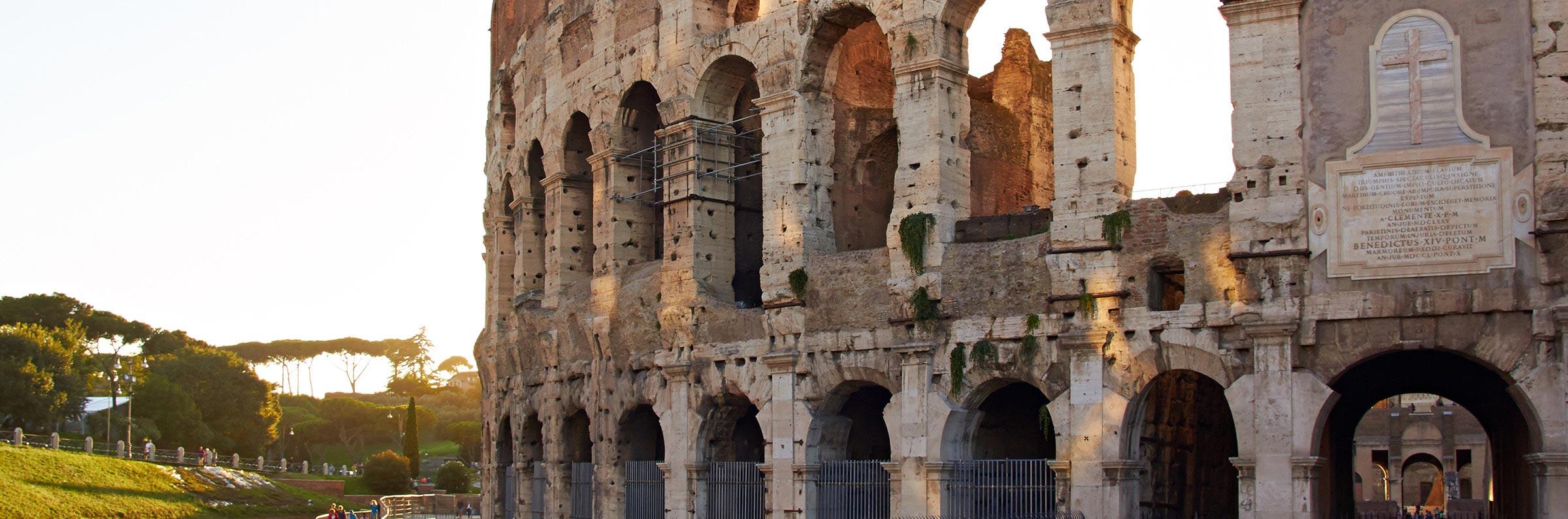 Luoghi e attrazioni in Roma
