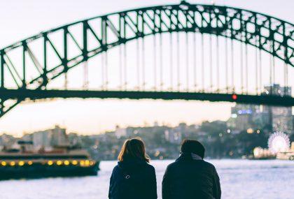 Innamorarsi di Sydney