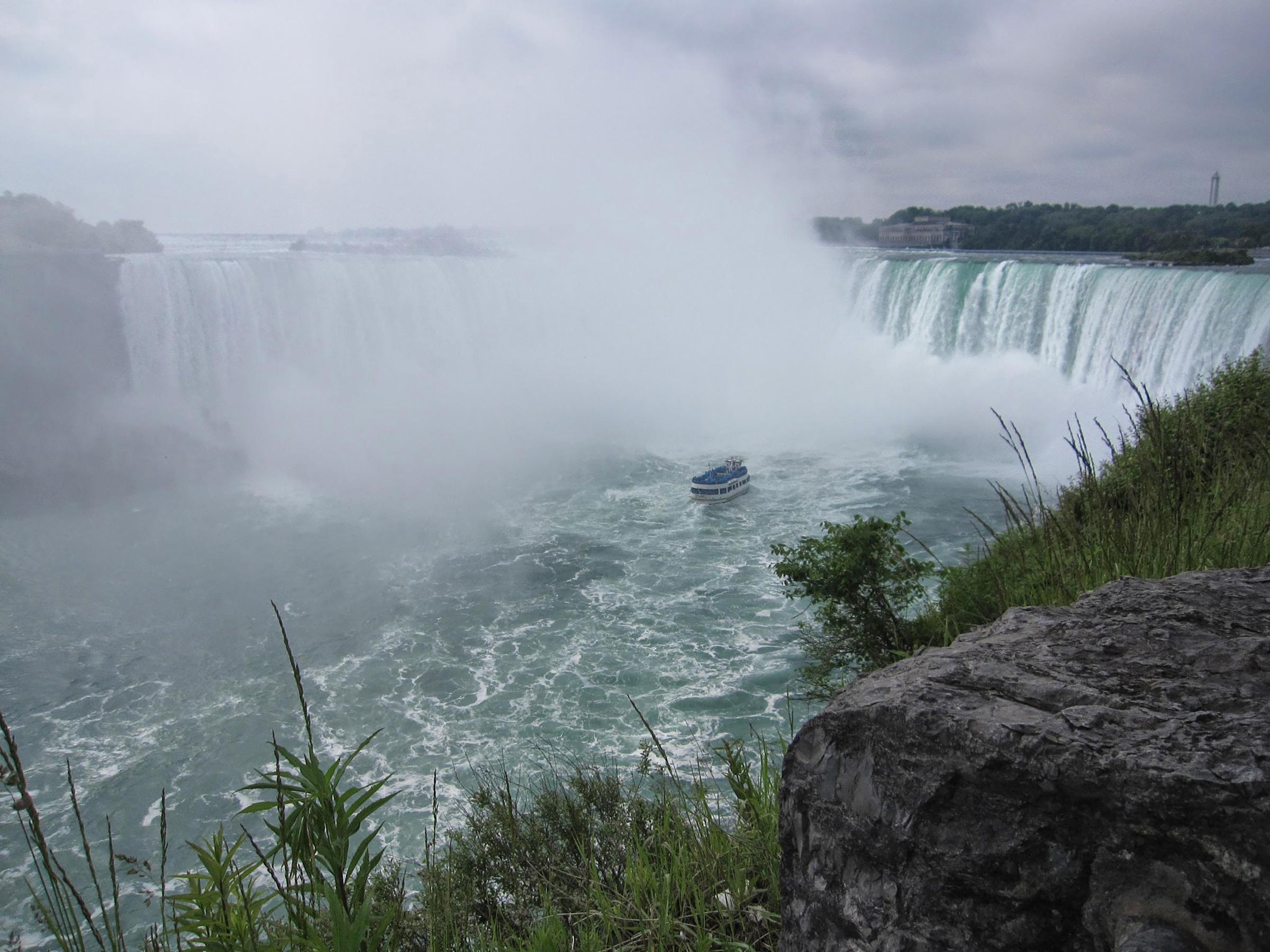 2 Cascate del Niagara