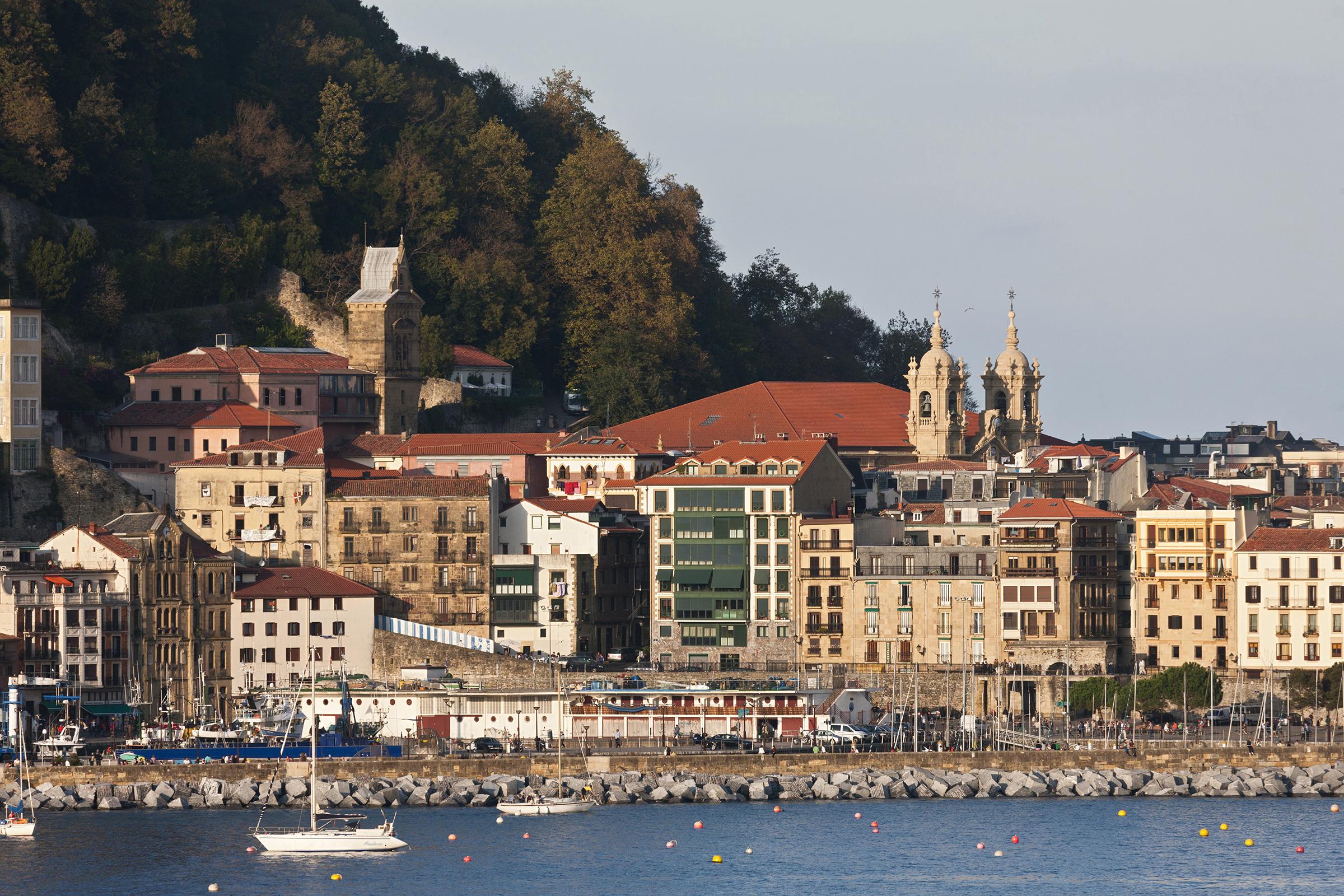 San Sebastin Spagna