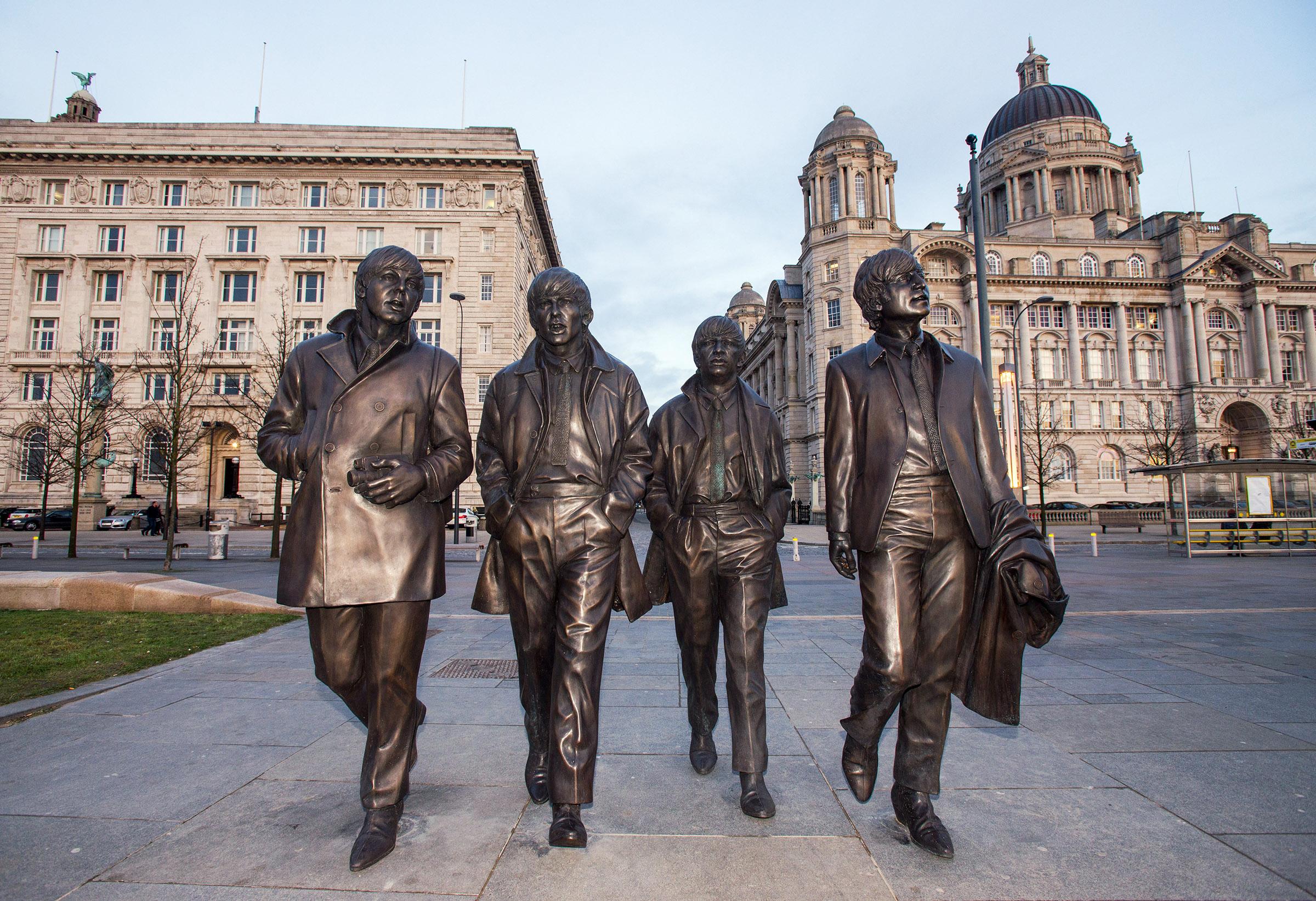 Liverpool Regno Unito