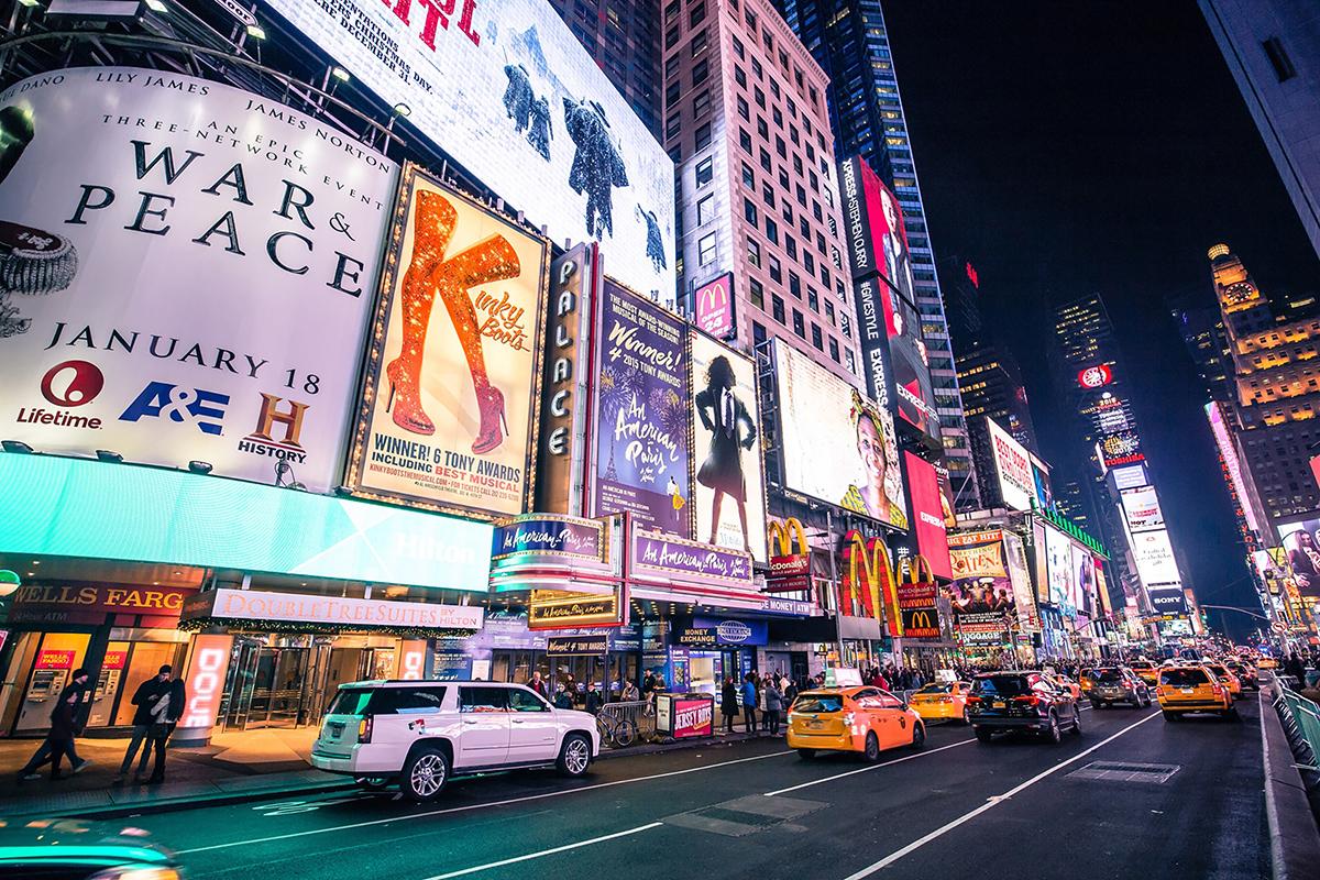 Adorate Come dincanto Lasciatevi ammaliare da New York