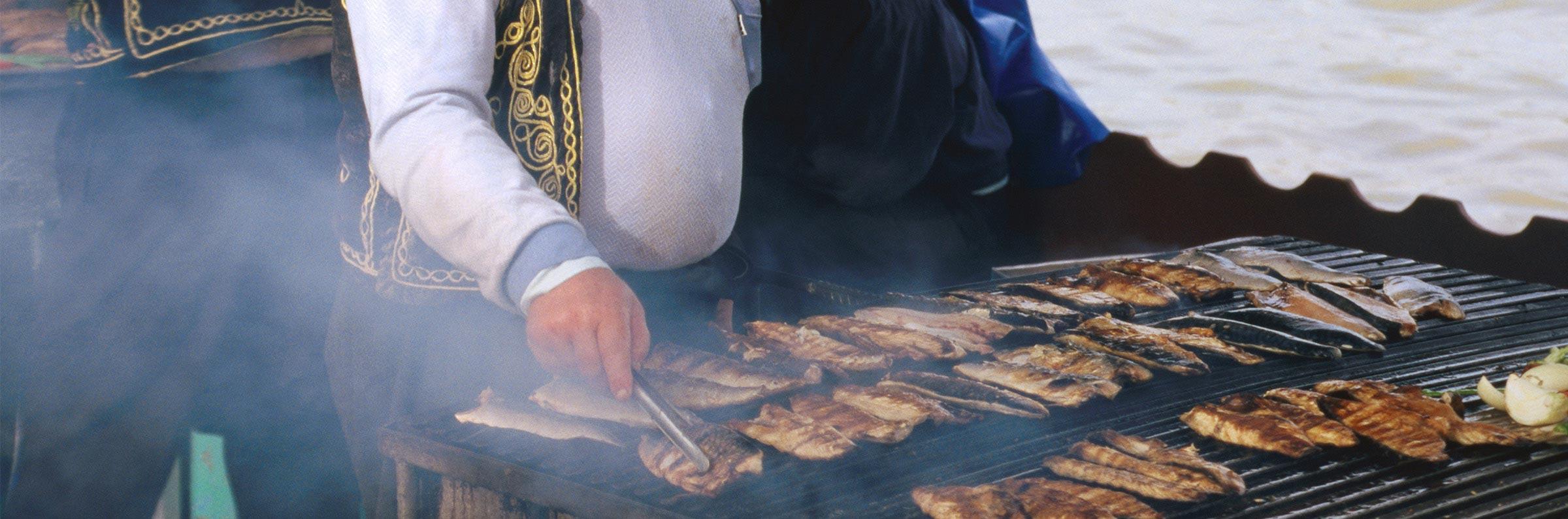 Mangiare e bere in Istanbul