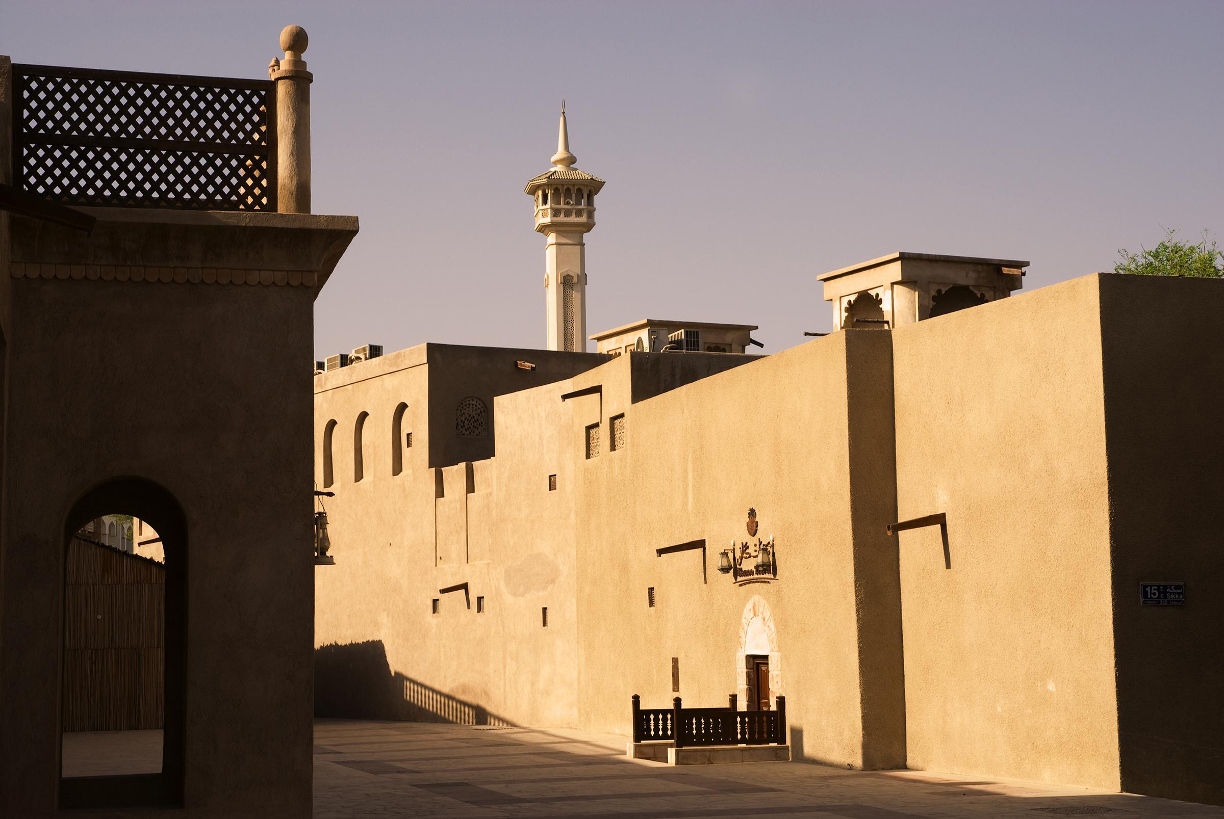 Giorno 1 Un assaggio del passato nella vecchia Dubai