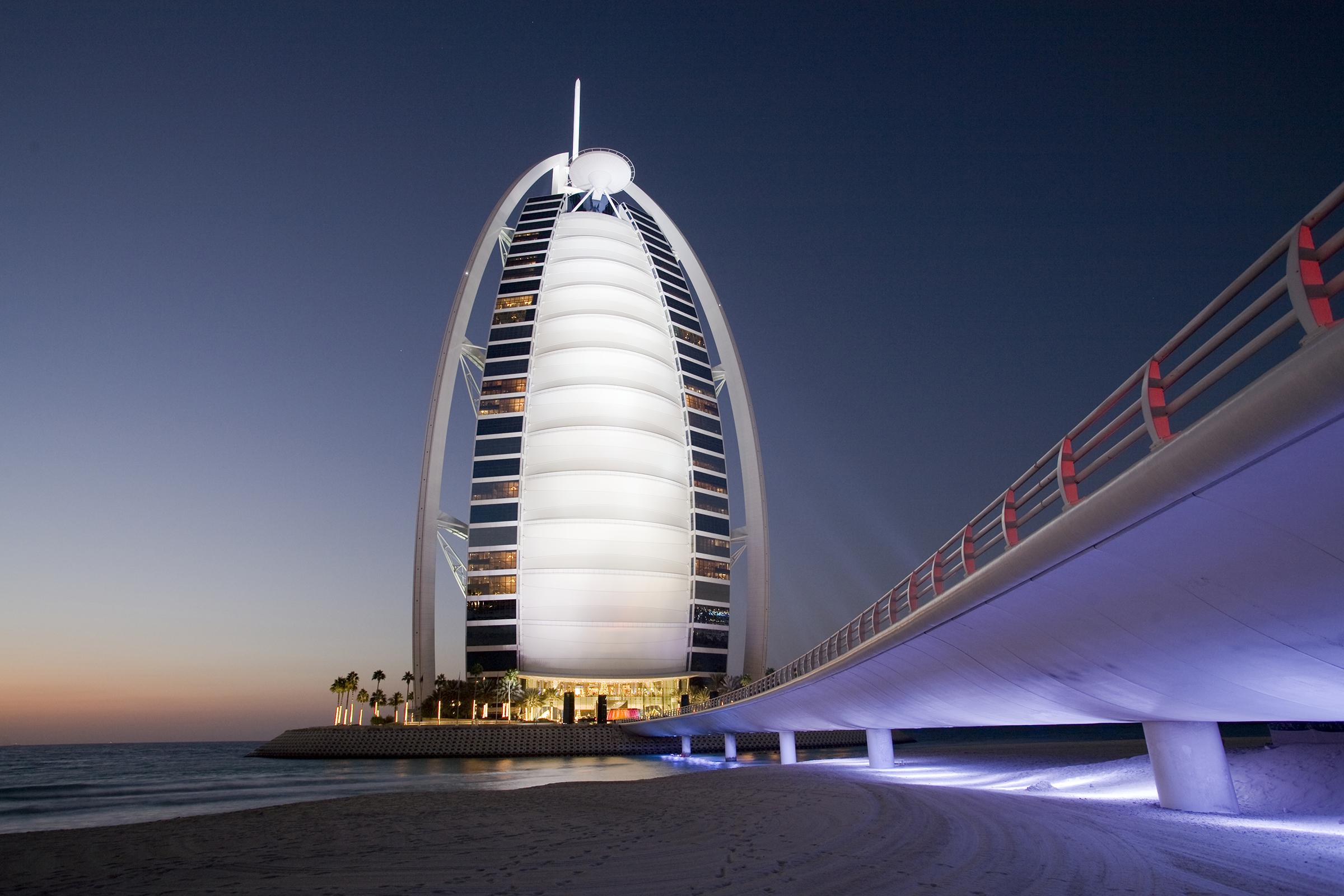 Giorno 2 Il presente futuristico della Dubai moderna