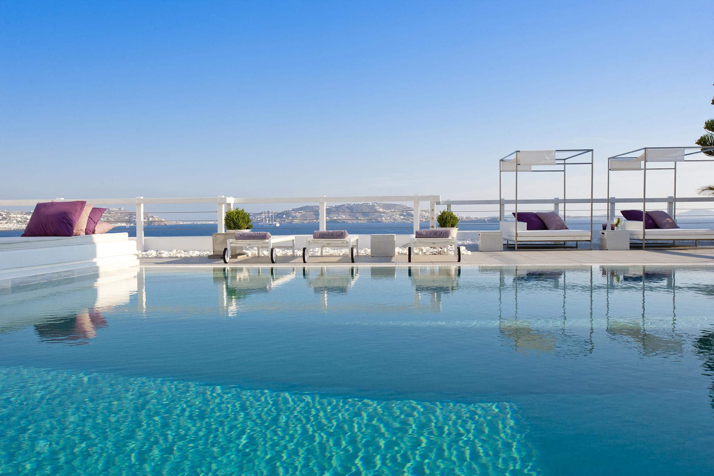 Grace Mykonos Hotel Grecia