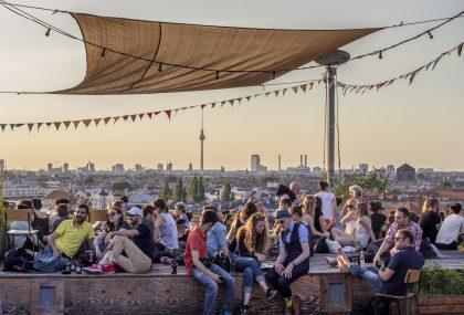 Allaria aperta La scena estiva di Berlino