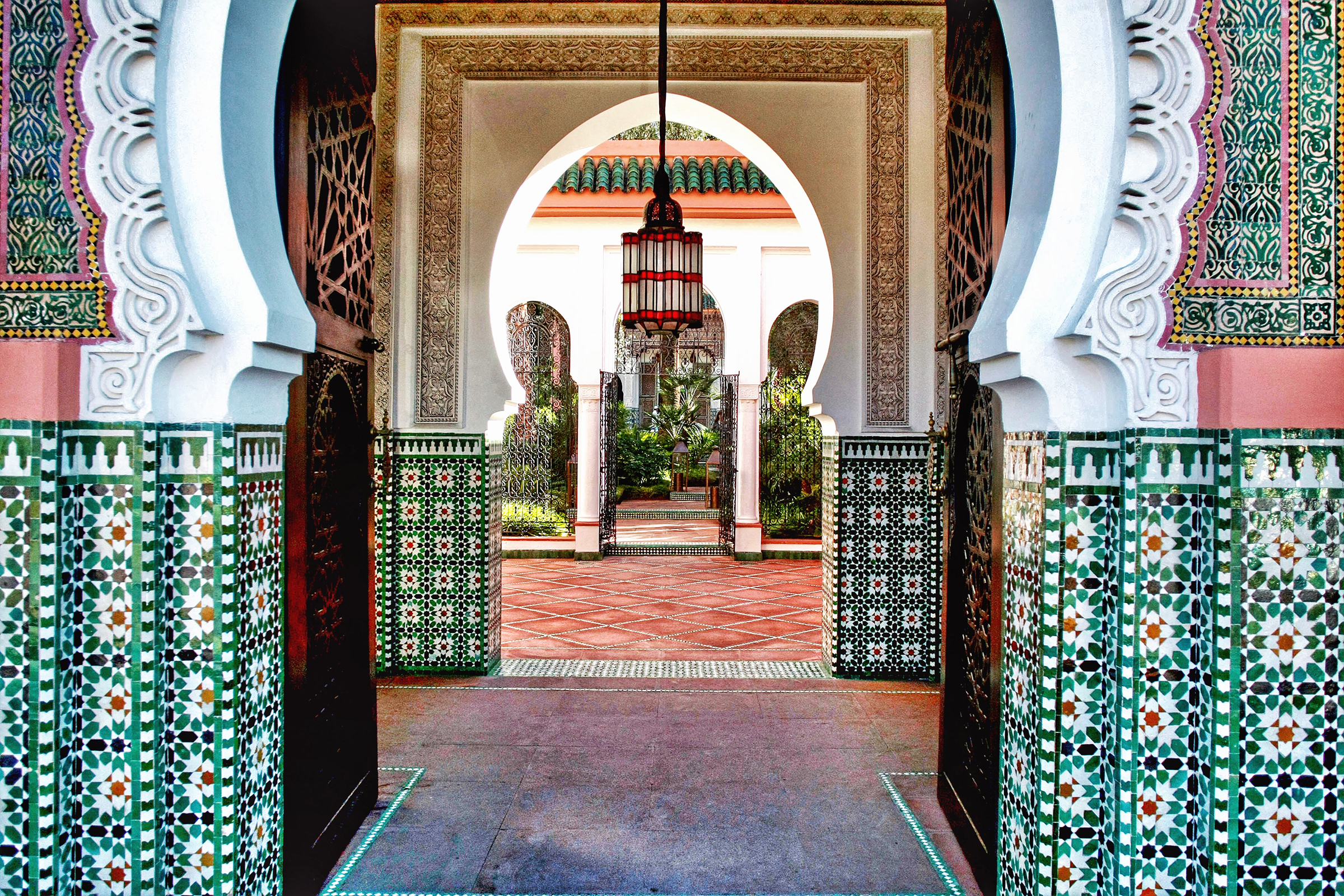 Marrakech Morocco Northern hemisphere escapes