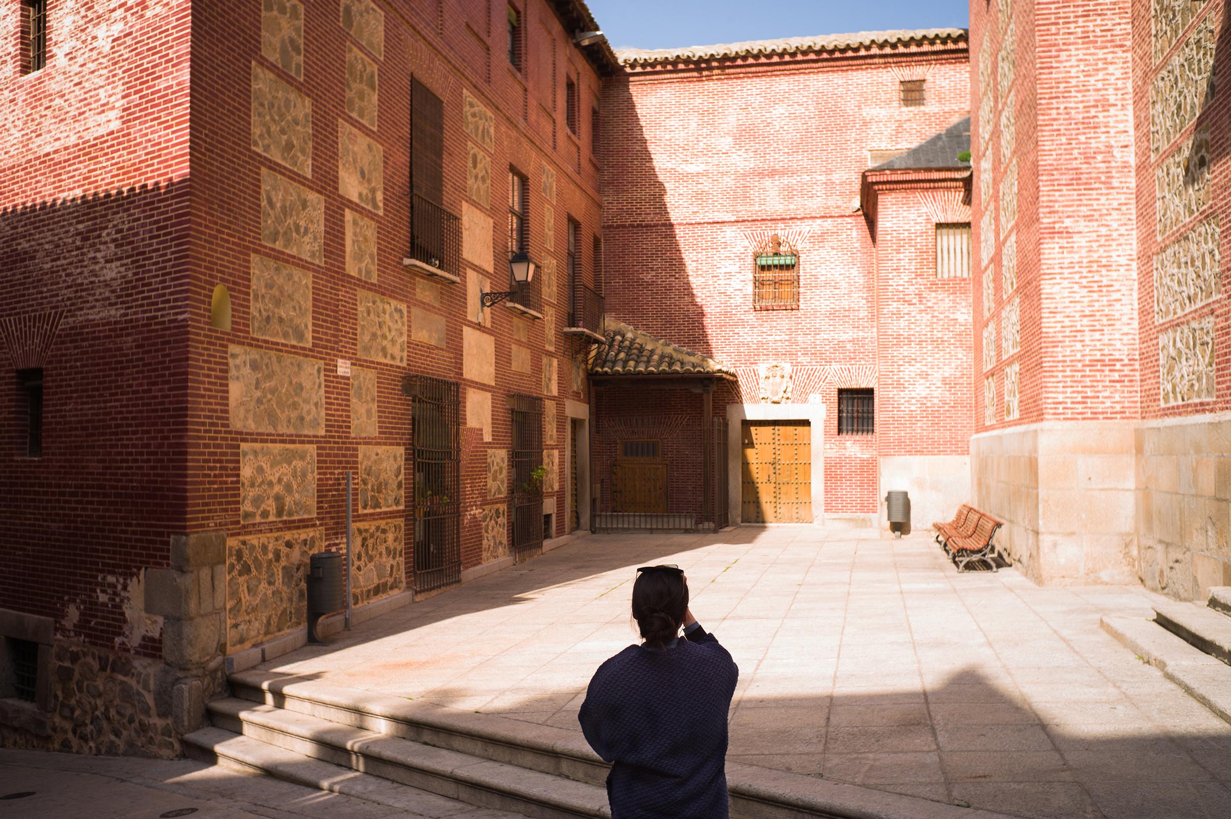 Exploring Toledo Spain