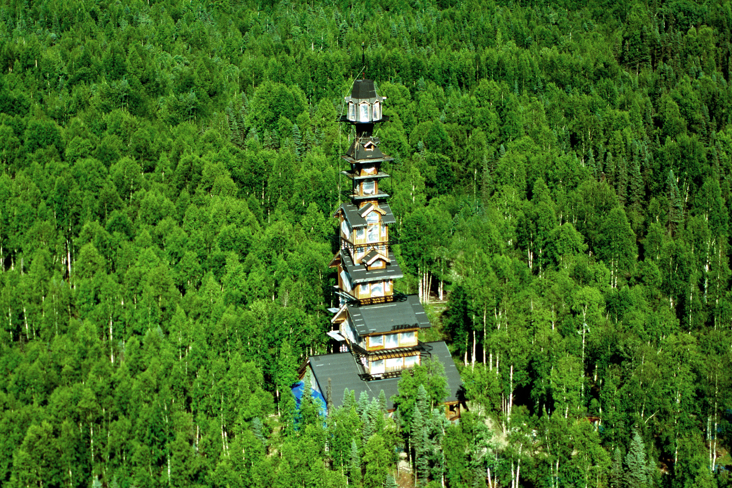 Dr Seuss House Alaska