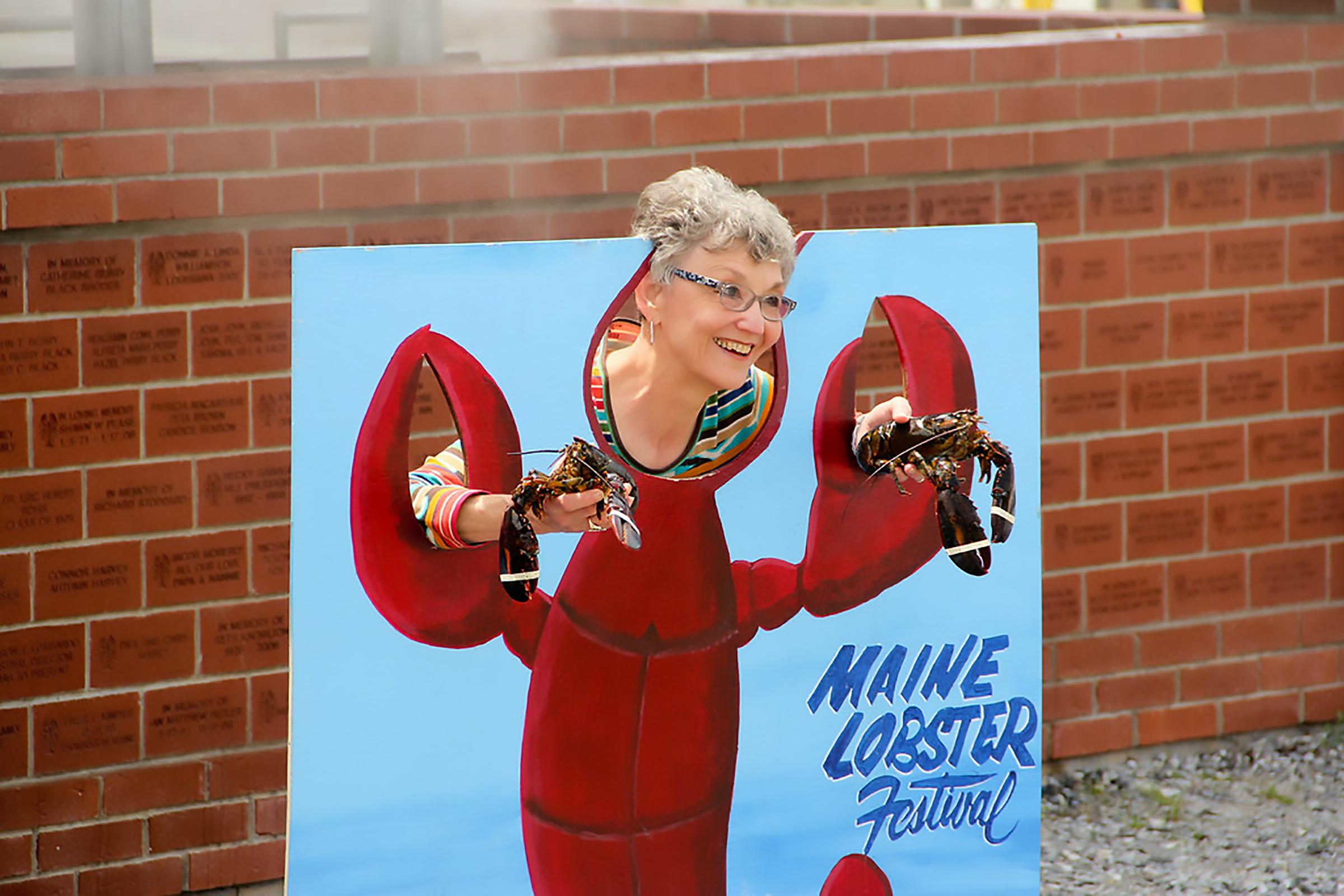 Festival dellaragosta del Maine Stati Uniti