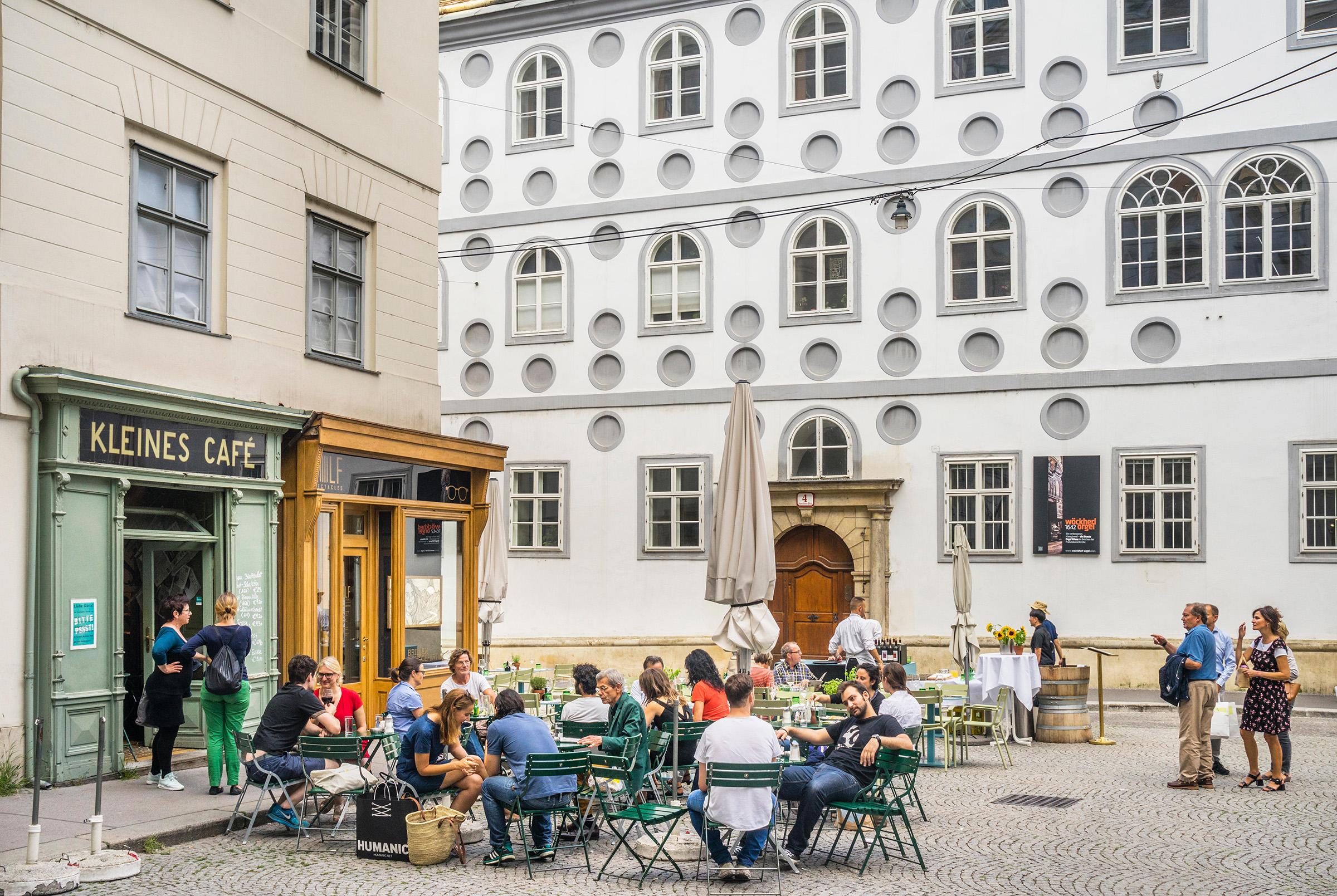 Vienna Austria CoffeeCulture
