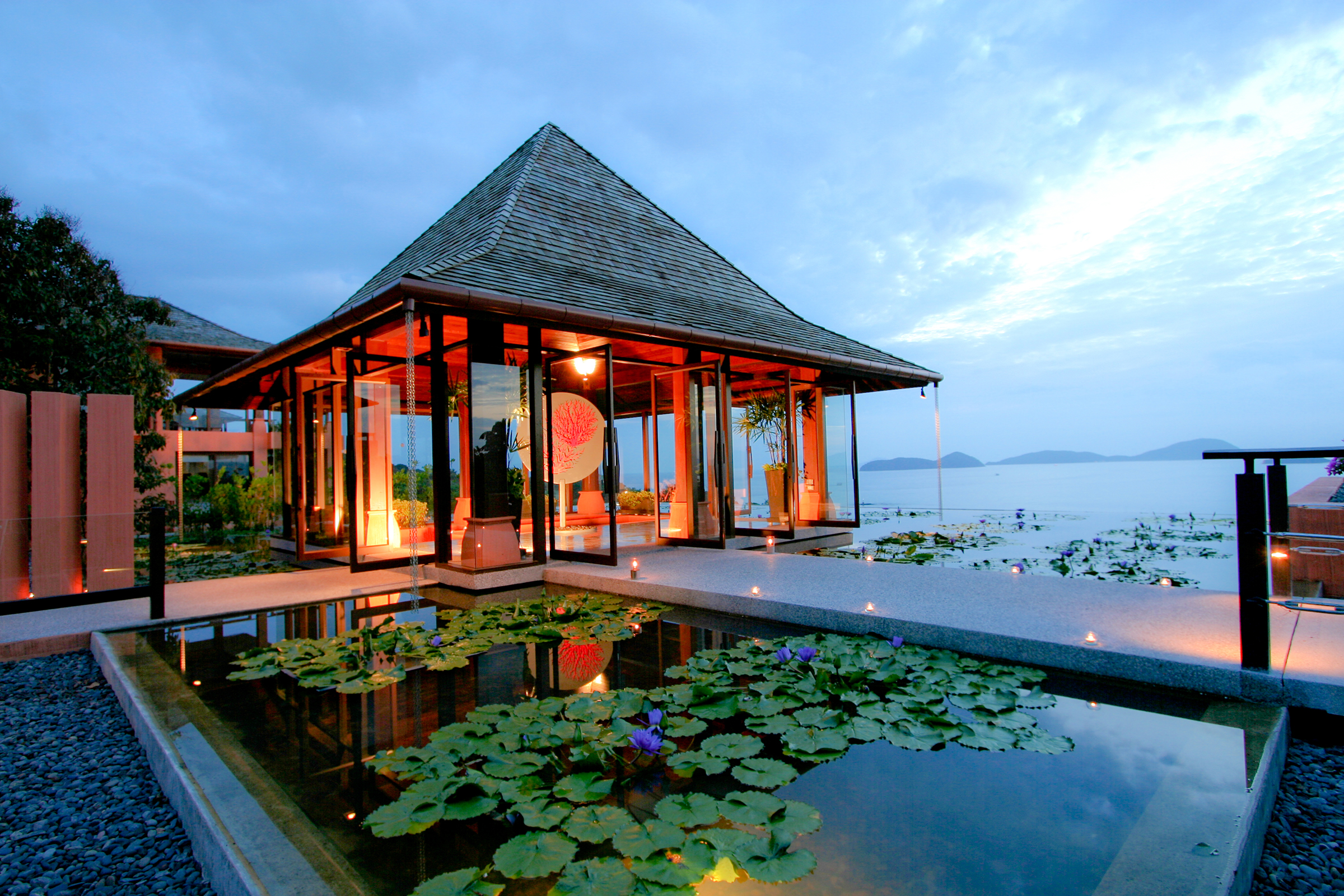 Sri Panwa Luxury Pool Villa Hotel Resort e Spa Phuket Thailandia