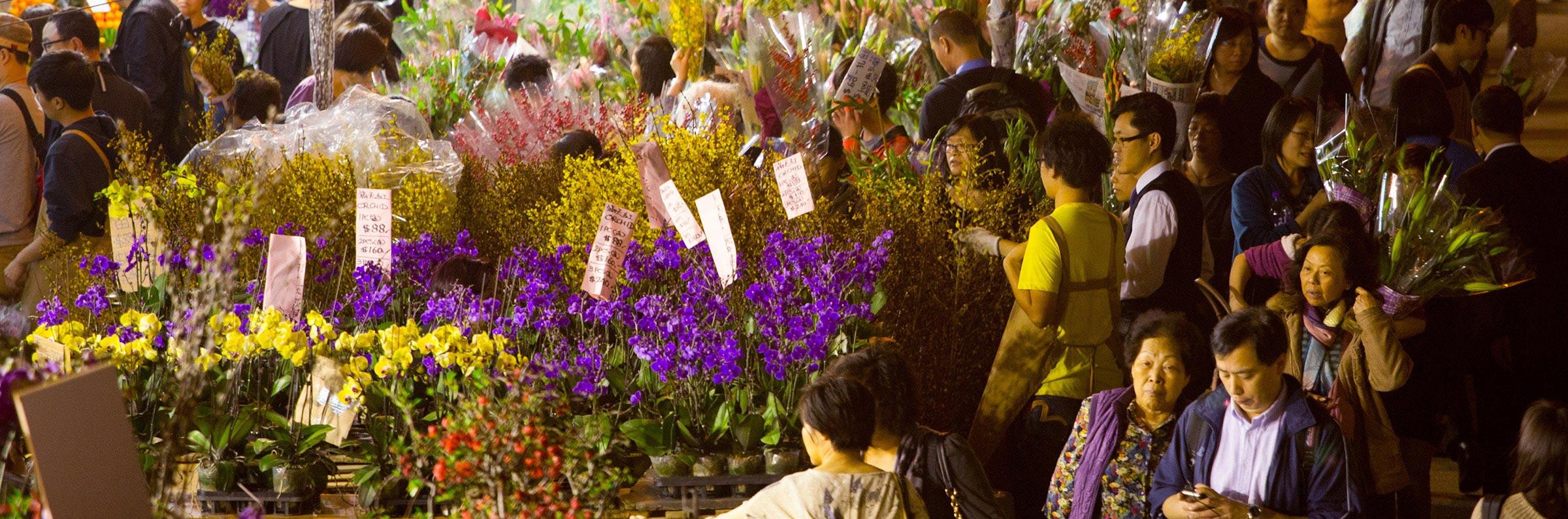 Compras in Hong Kong