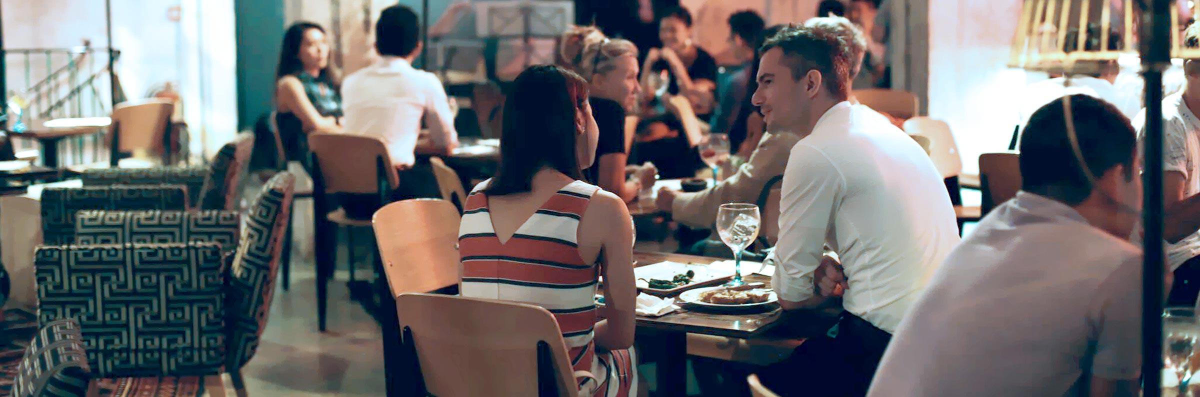 Comidas y bebidas in Hong Kong