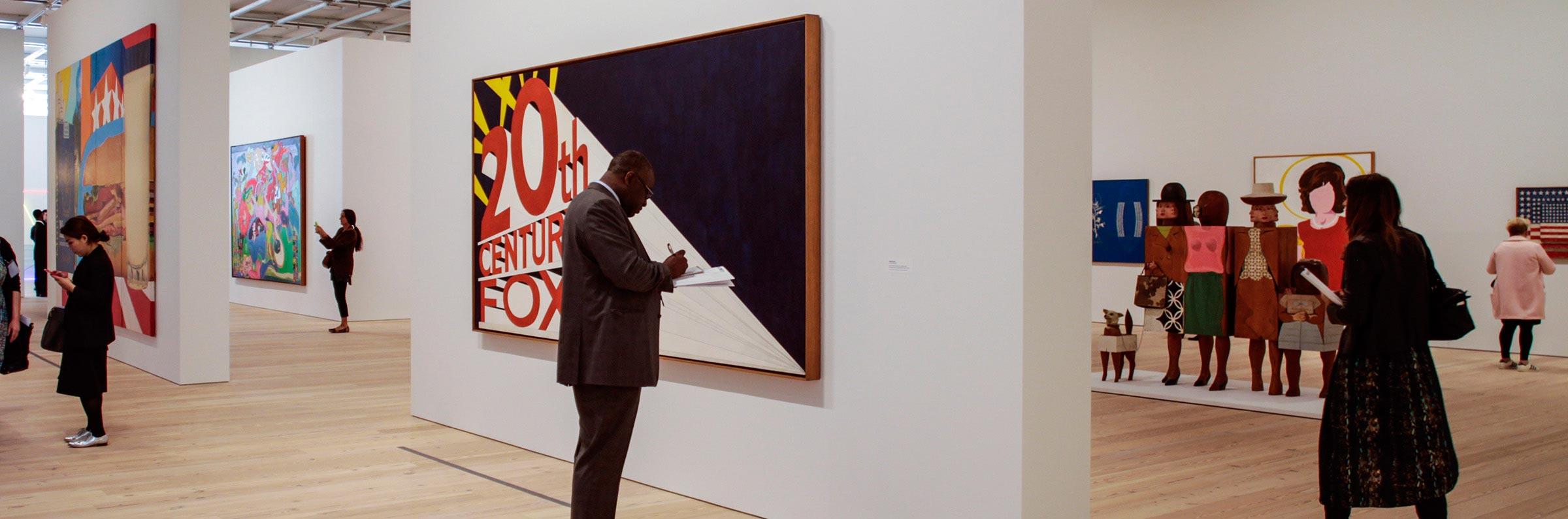 Artes y cultura in Nueva York