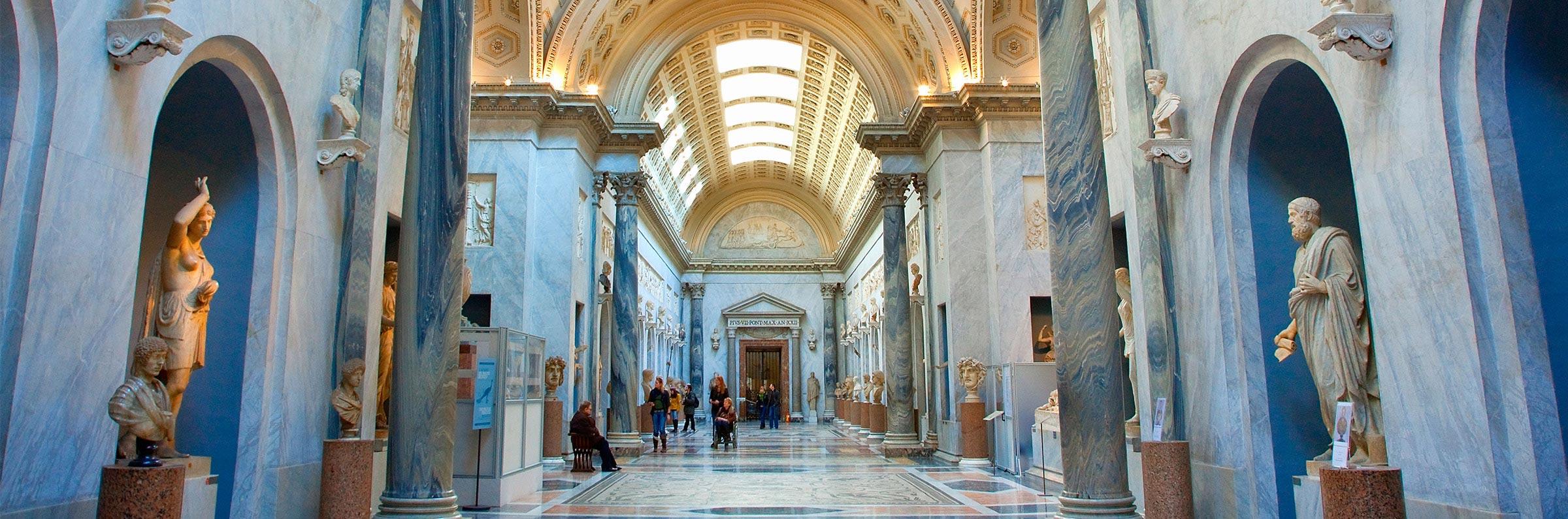 Arte y cultura in Roma
