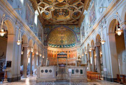 Los tesoros artsticos secretos de Roma