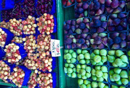 Los mercados de candesinos de Toronto