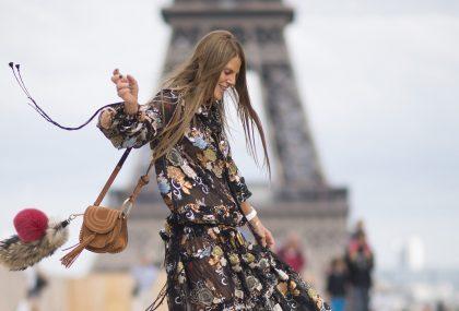 Gua de una conocedora de la moda para la Semana de la Moda de Pars