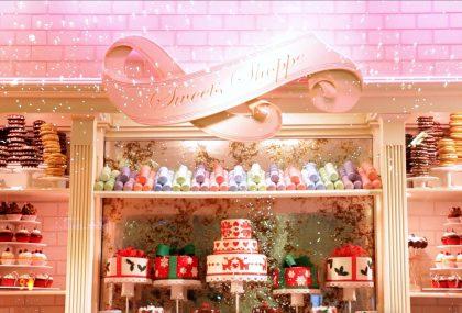 Cuentos de hadas en Nueva York los mejores aparadores de tiendas en Navidad