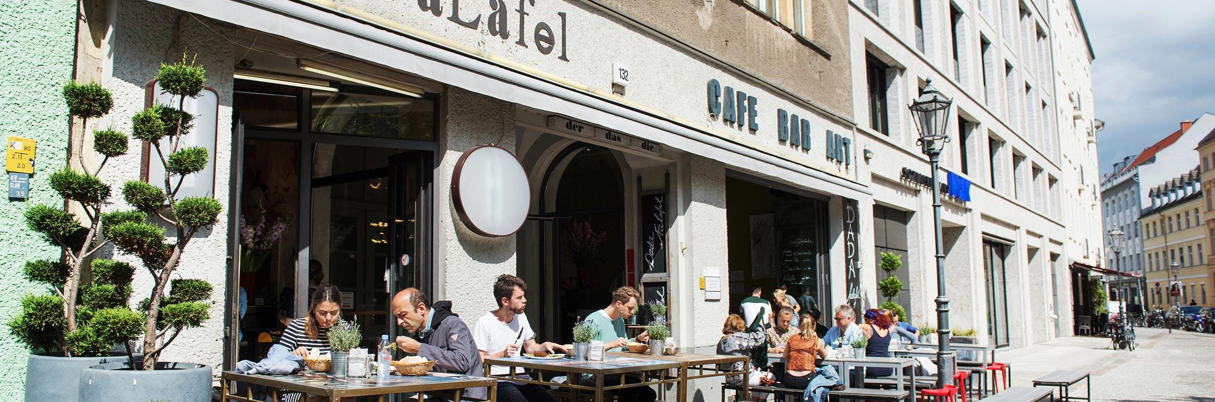 Comidas y bebidas in Berln