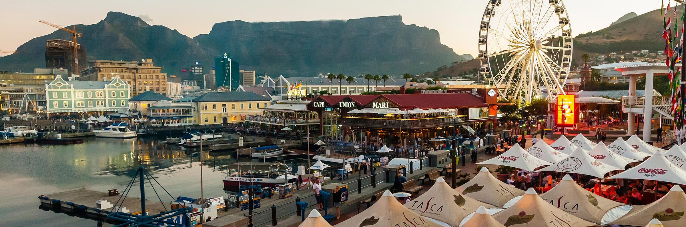 Compras in Ciudad del Cabo