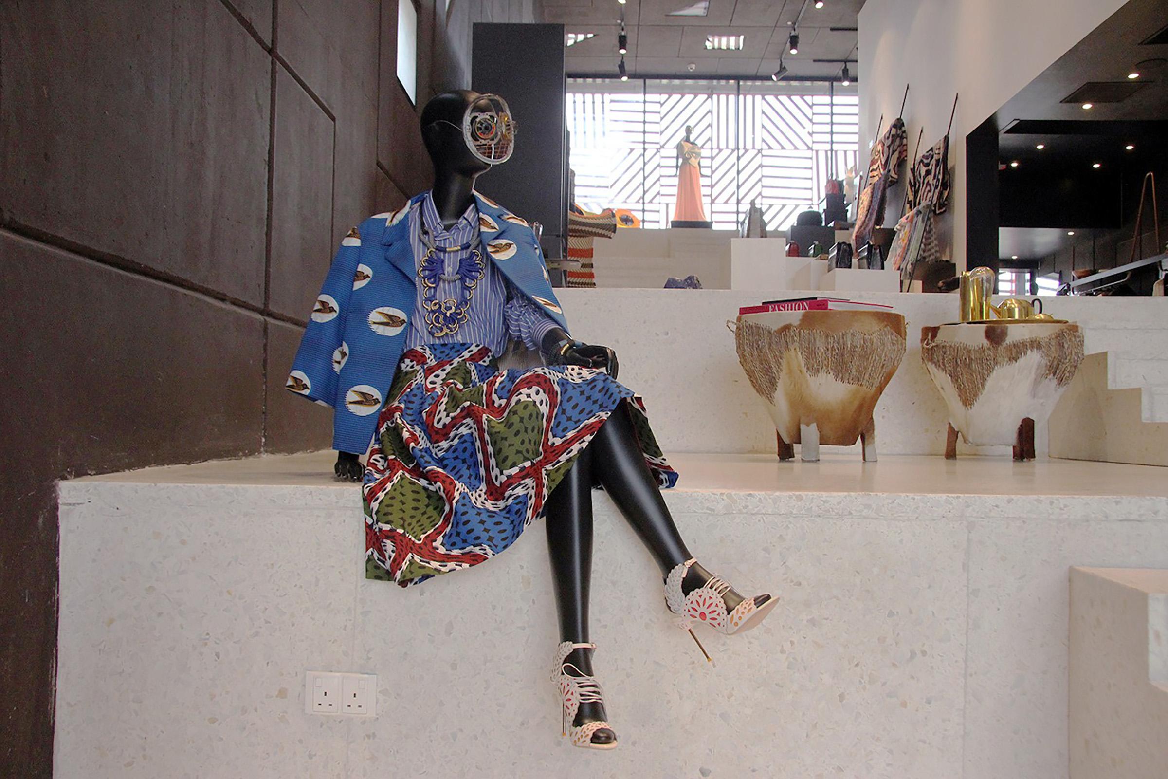 Textiles en Lagos