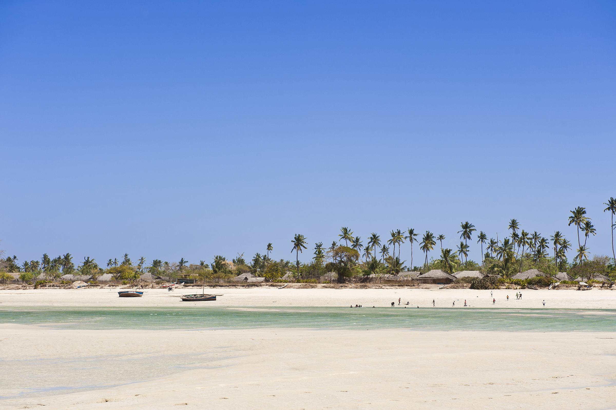 Lo mejor para el romance Isla Ibo Mozambique