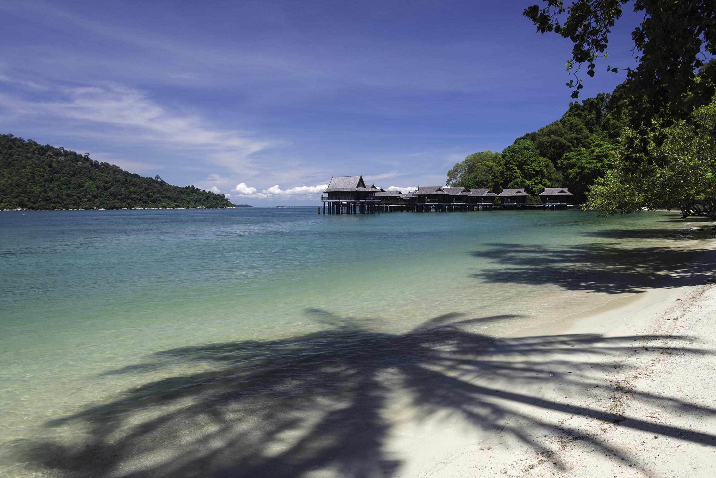 Lo mejor para el bienestar Isla Pangkor Laut Malasia