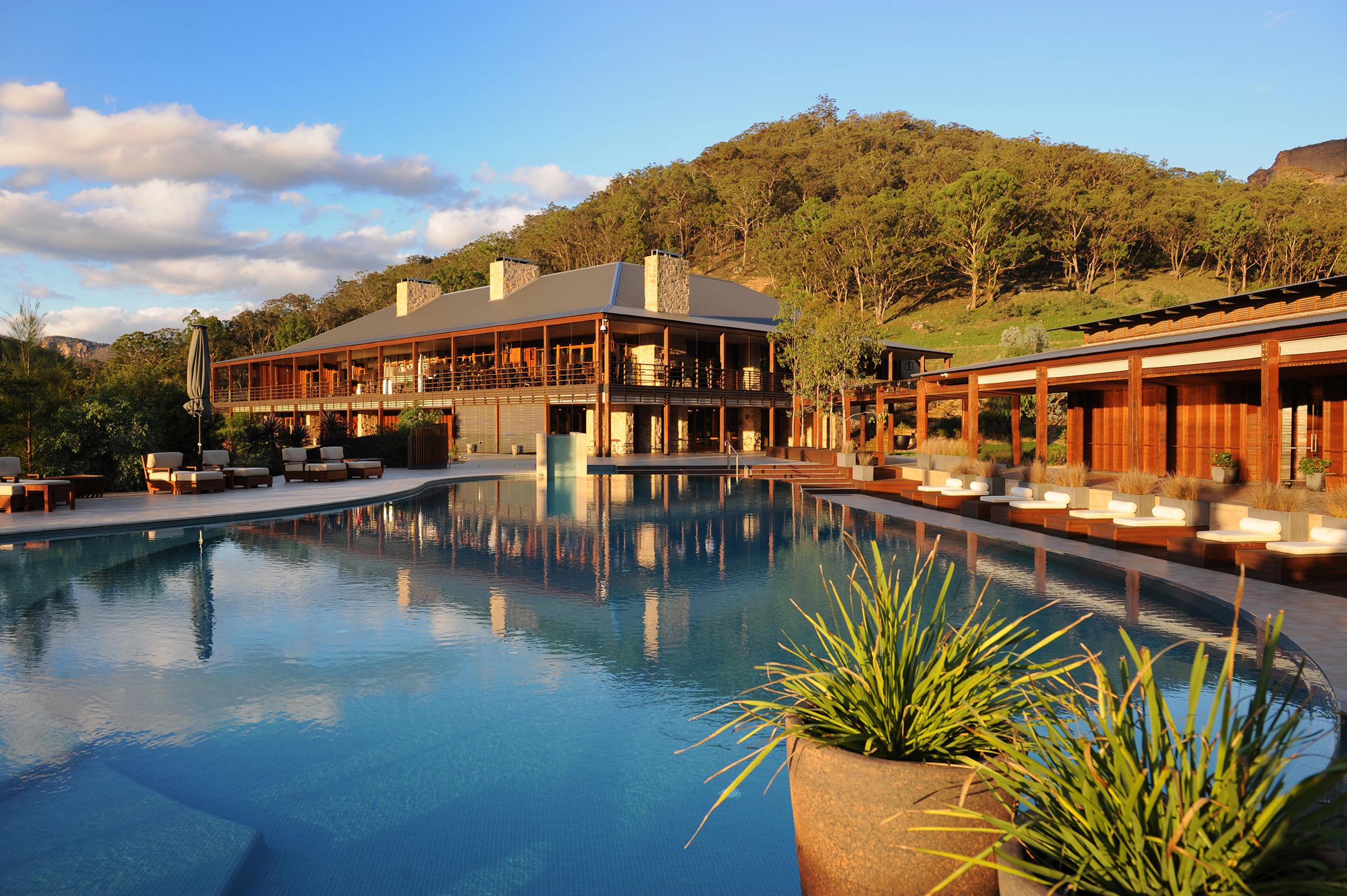 Wolgan Valley Resort  Spa Nueva Gales del Sur Australia
