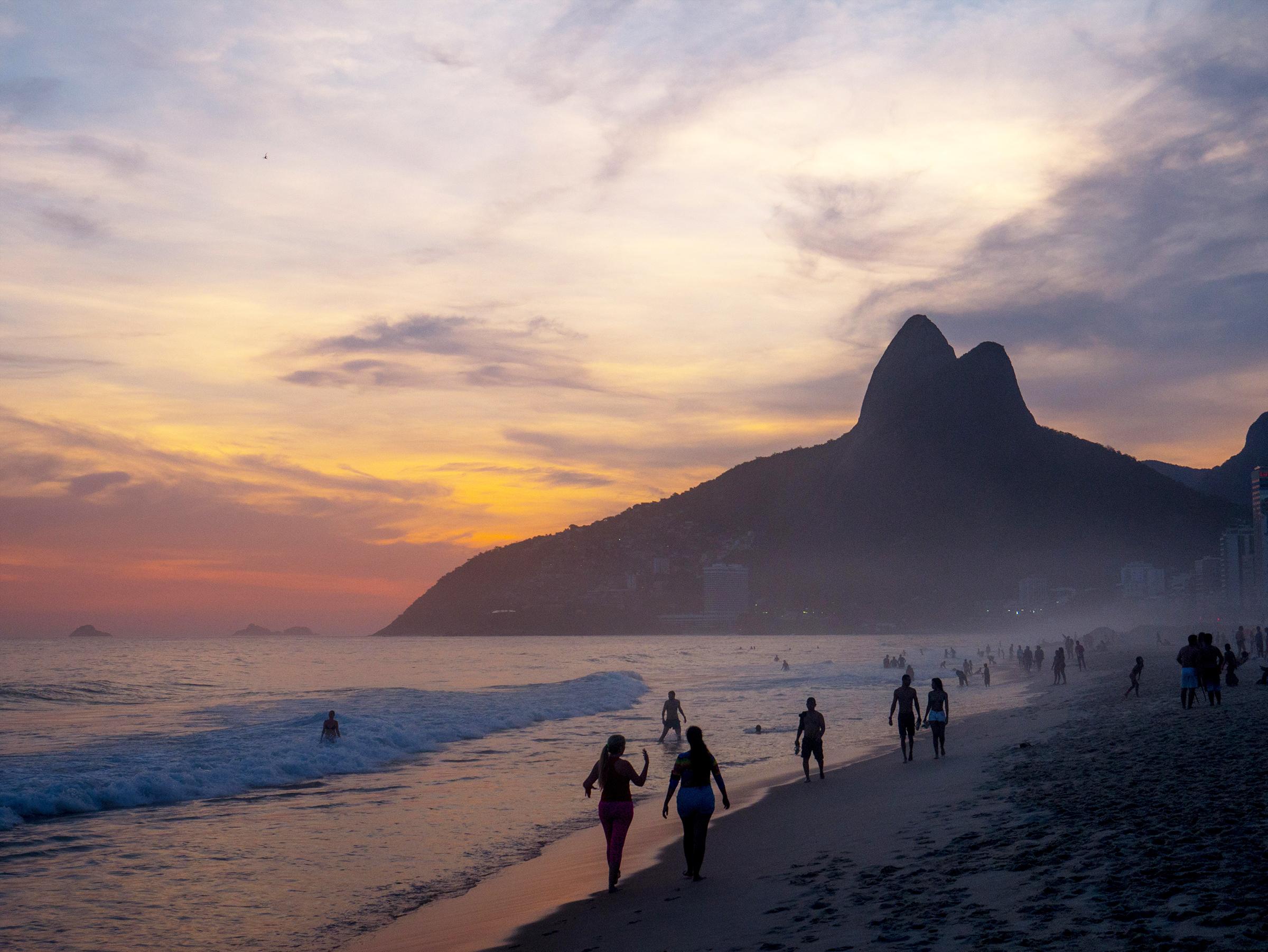 Rio de Janiero American Express Viajes