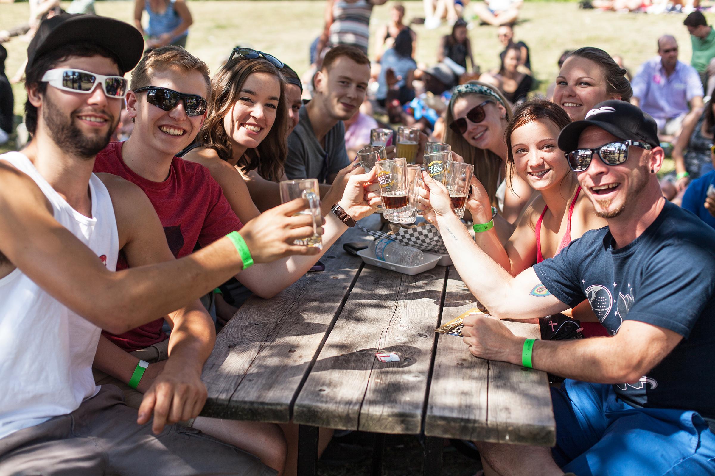 Festival de la Cerveza Artesanal de Roundhouse